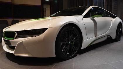 BMWs Super Car in 2016