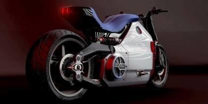Voxan's Wattman electric motorcycle