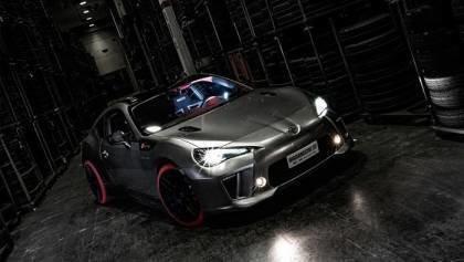 Toyota GT86-R Eco Explorer By Marangoni