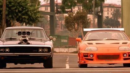 Test Drive Of The Fast & The Furious Cars