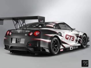 Nissan GT3 Nismo
