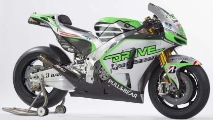 Nicky Hayden's Drive M7 Aspar Team MotoGP