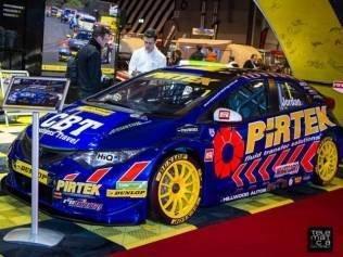Dunlop BTCC Honda Civic
