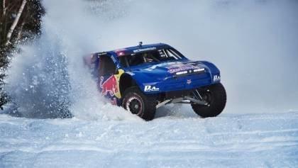 Off-Road Racing Hits the Ski Slopes