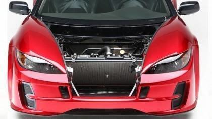 818 Sports Car