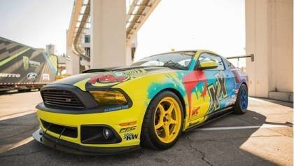 2014 World Challenge Car