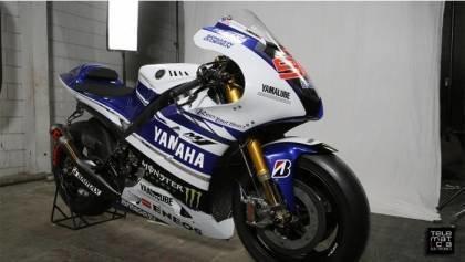 2014 Yamaha YZR-M1