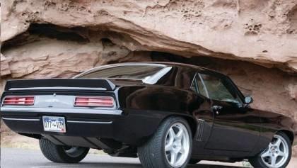 675HP 1969 Chevy Camaro