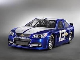 Chevrolet NASCAR SS Race