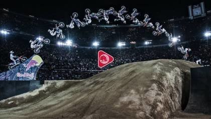 FMX Battle in Mexico by Redbull