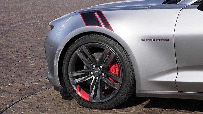 Chevrolet Camaro Red Line