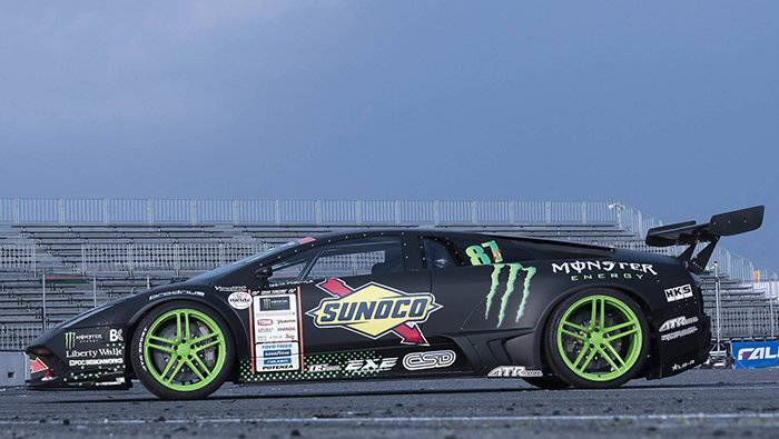 Worlds First Lamborghini Drift Car