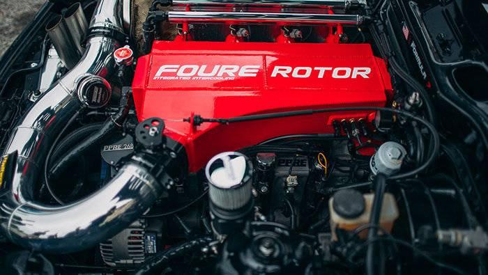RX7 TURBO FD3S