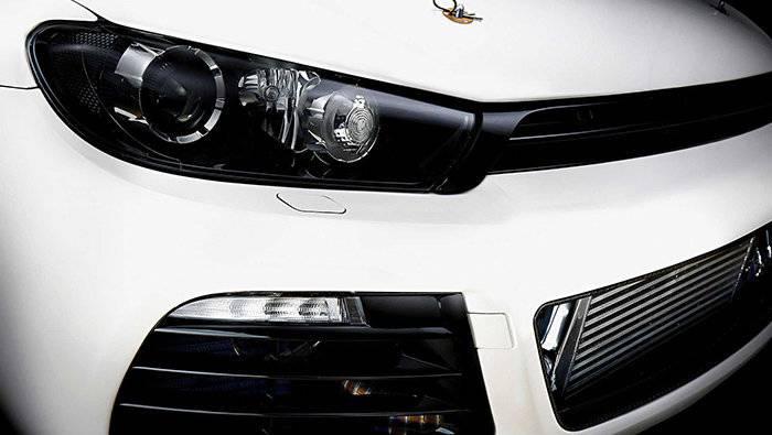 2012 Volkswagen Scirocco