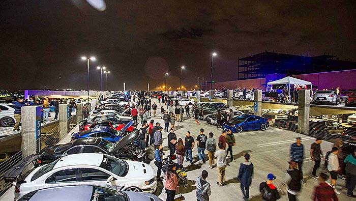 The SuperiLL Car Meet - Car meet