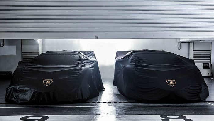 Lamborghini Veneno Roadsters