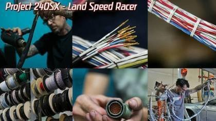 Project 240SX Land Speed Racer