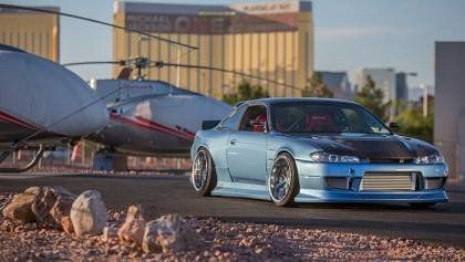 1.100hp Nissan 240SX S14