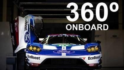 360 Degree Onboard lap of Silverstone