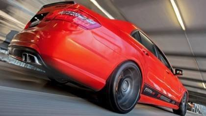Extreme Tuning for the MercedesBenz E63 AMG