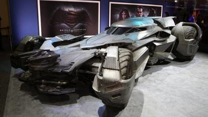 2016 Batmobile Wheels of justice
