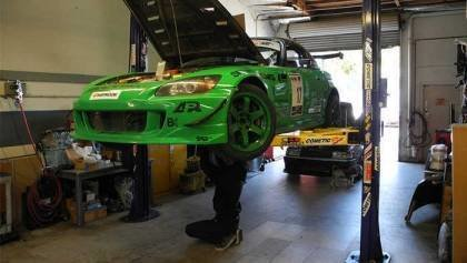 S2000 Basic Chassis Preparation