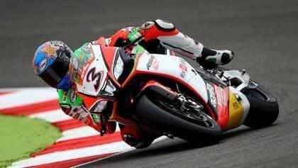 Biaggi fastest and back