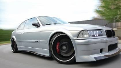 Old school 1997 BMW M3