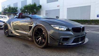 Bulletproof BMW Z4