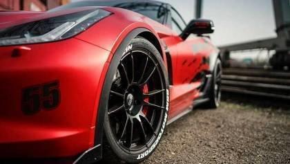 700hp Chevrolet Corvette Z06