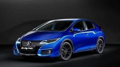 2015 Honda Civic EuroSpec