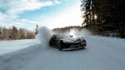 Crazy Winter Drift