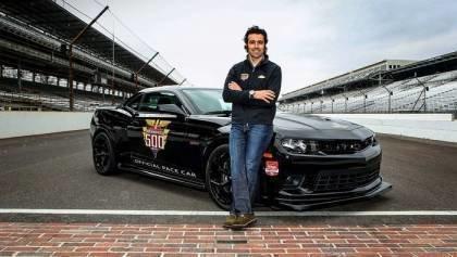 Camaro Will be Driven by Dario Franchitti
