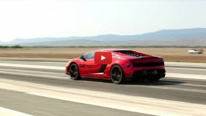 Sounds of Exotic cars