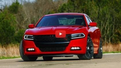 2014 vs 2015 Dodge Charger