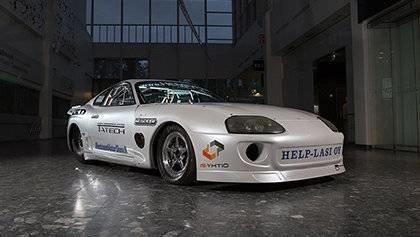 Finland Fastest Supra