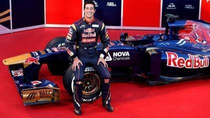 Red Bull Daniel Ricciardo Feels The Force