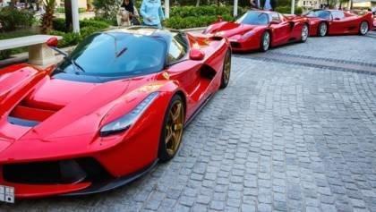 Epic Ferrari Collection