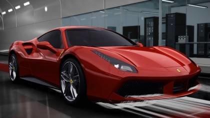 2016 Ferrari 488 GTBs Aero