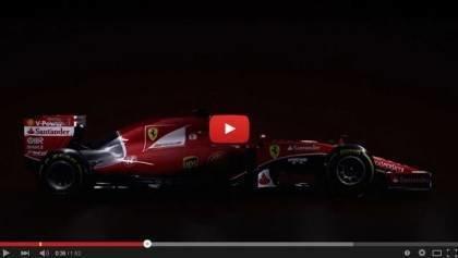 Ferrari SF 15-T