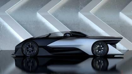 The Future Of Cars, FFZERO1