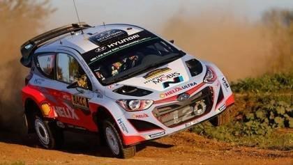 FIA WRC Rally Spain 2015