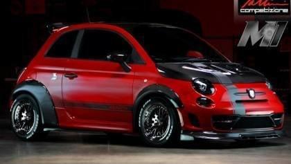 Road Race Motorsports Fiat 500