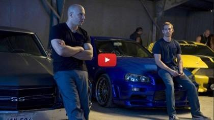 Fast and the Furious 7 Trailer