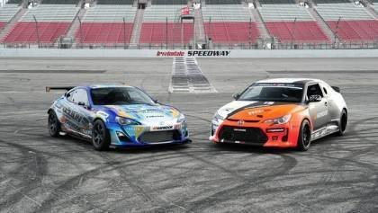 Formula DRIFT to 2015 Launch World Championship