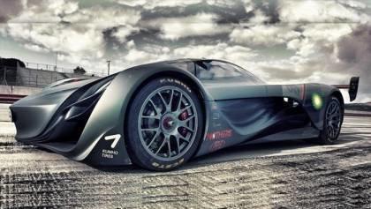Mazda Furai race car
