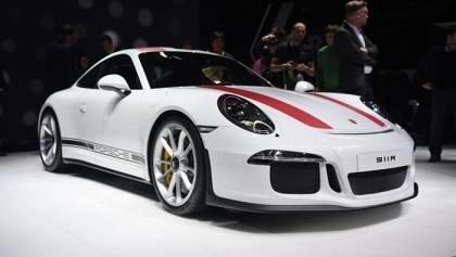 Porsche and Lamborghini from Geneva