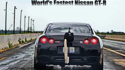 Worlds First 7 Second R35 GT-R