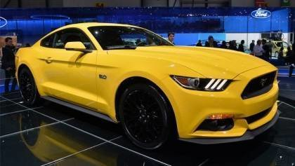 2015 Geneva Auto Show