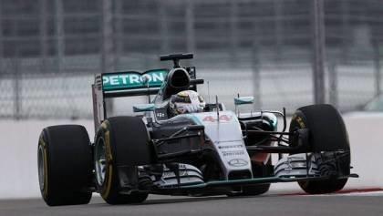 Hamilton Wins Russian GP